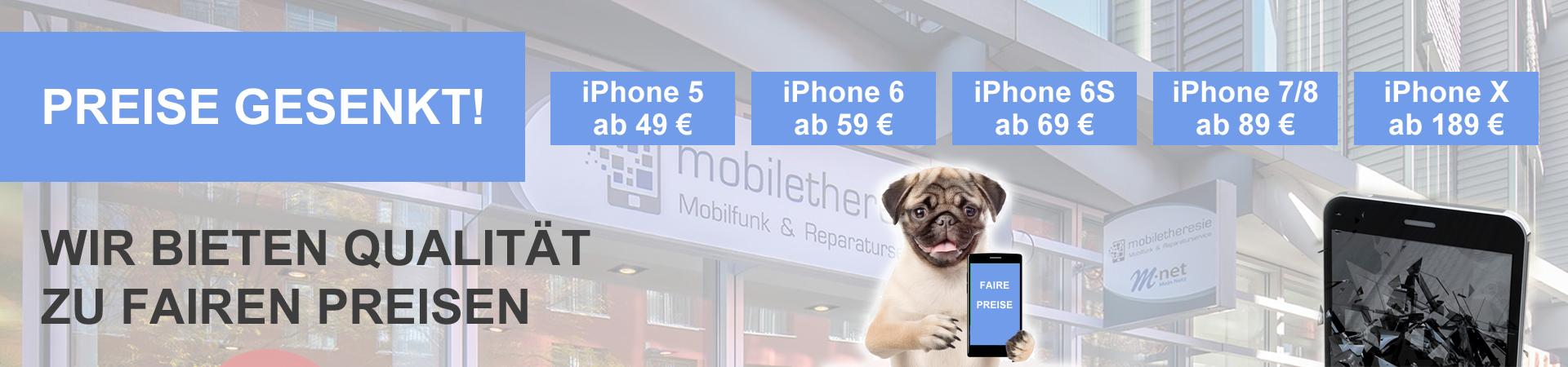 günstige Handyreparatur