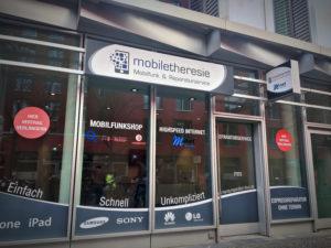 mobiletheresie Geschäft